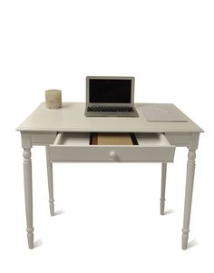 AmazonSmile - Convenience Concepts French Country Desk, 36-Inch, White - Home Office Desks