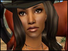 Cheyenne by Astral Faery can be found at The Modeling Agency. #Sims2 #downloads