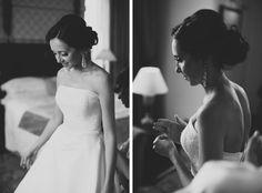 Wedding Day Getting Ready Wedding Dress Oulton Hall Wedding Photography Yorkshire England