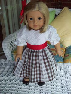American Girl Doll or 18 inch doll dress
