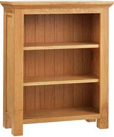 Argos Kensington Small Bookcase - Oak.