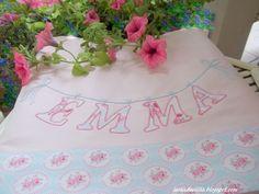 Lavanda y lila: El dormitorio de Emma