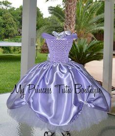 Sofiia el primer tutu Vestido de Sofía el por MyPrincessTutuBoutiq