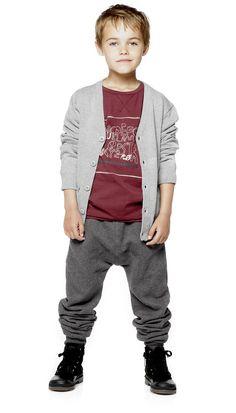 Reykjavik CARDIGAN broek en vest 26,95, shirt 16,95