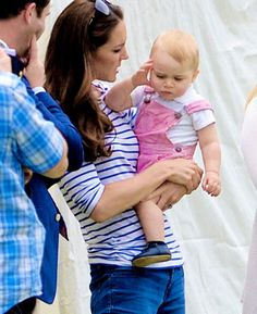 Kate and George