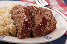 Down Home Meatloaf | MrFood.com