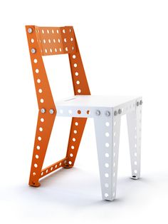 Meccano chair, Meccano chair - Holloways of Ludlow