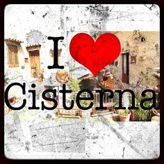 I ❤ Cisterna