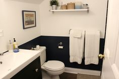 Before and After: This Rental Bathroom Reached Its Breaking Point