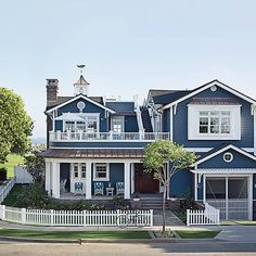 This is the Coastal Living House located on Coronado Island. I toured it several times and fell in love with every room. I believe it can be rented at different times throughout the year.