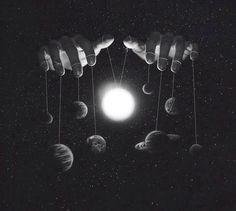 illustration tumblr astronomy - Pesquisa Google