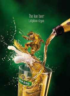 30 Creative and Funny Beer Advertisements