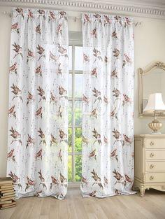 """Комплект штор """"Алнис"""": купить комплект штор в интернет-магазине ТОМДОМ #томдом #curtains #шторы #interior #дизайнинтерьера"""