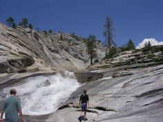 Dinky-Creek-hike Swimming holes Oh The Places You'll Go, Places To Travel, Places To Visit, California Dreamin', Northern California, Shaver Lake, Swimming Holes, National Forest, Camping