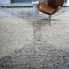 Hourglass Wool Rug #westelm a potential candidate for living room rug.