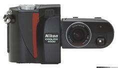Nikon Coolpix 4500 Photography Reviews, Digital Photography, Metallic Bodies, Nikon Coolpix, Zoom Lens, Seychelles, Digital Camera, Cameras, Eye