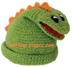 Gorro dragon!