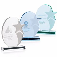 Stellar is a great award for your shining stars! Acrylic Awards, Recognition Awards, Shining Star, Promotion, Finance, Cards, Design, Products, Map