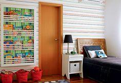 Bru Decor Casa: Tecido na parede