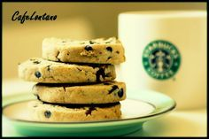 Starbucks ödüllü kurabiyem