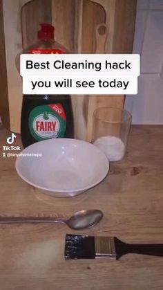 Diy Home Cleaning, Household Cleaning Tips, Deep Cleaning Tips, Cleaning Recipes, House Cleaning Tips, Natural Cleaning Products, Cleaning Solutions, Cleaning Hacks, Cleaning Supplies