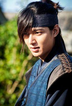 Lee Min Ho in Faith.