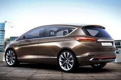 Ford S-Max Concept Frankfurt 2013