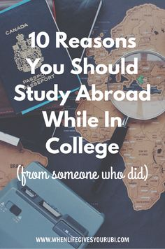 You know all those people that say studying abroad changed their life? They aren't lying, trust me.