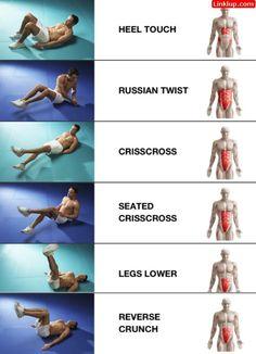 mide karin egzersizi orta seviye Evde Spor (Başlangıçtan İleri Düzeye Resimli Mide Egzersizleri)