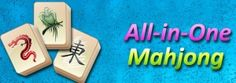 If you like playing solitaire, you may want to snag today's FREE game download of All-in-one Mahjong!