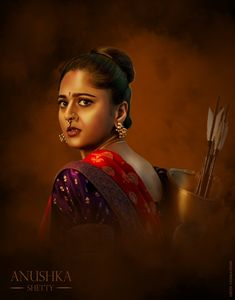 Baahubali 2 - Anushka Shetty as Princess who kicks serious ass Actress Anushka, Bollywood Actress, Anushka Shetty Bahubali, Prabhas And Anushka, Anushka Photos, Prabhas Pics, Bollywood Cinema, Indian Bollywood, Costumes