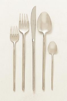 Spindle Flatware - anthropologie.com