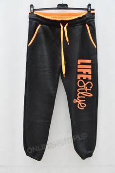 Spodnie dziecięce ONL0175  _D7 (122-140)