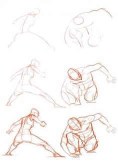 Exceptional Drawing The Human Figure Ideas. Staggering Drawing The Human Figure Ideas. Male Figure Drawing, Figure Drawing Reference, Art Reference Poses, Figure Drawing Tutorial, Hand Reference, Fighting Poses, Anatomy Poses, Poses References, Drawing Techniques