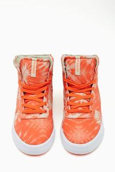 Acid Drop Sneakers by #SUPRA