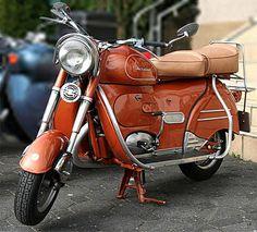 1955 Achilles Sport 175