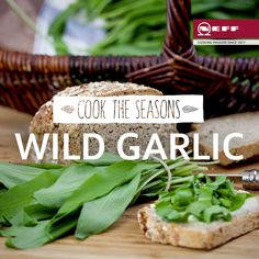 April is the perfect season for wild garlic - it may look nothing like your usual garlic bulbs but the leaves and flowers of this plant are delicious and have fantastic health benefits. Have you ever bought wild garlic - or picked your own?