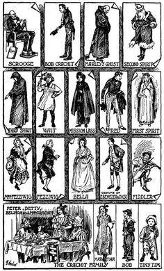 A Christmas Carol Costumes   C- Victorian Dress (Dickens ...