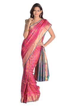 #Kalanjali presenting #Exclusive collection from#Design #Samudrikapattu #saree collection.