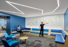 Slack Toronto Office by Dubbeldam Architecture + Design, Toronto – Canada » Retail Design Blog