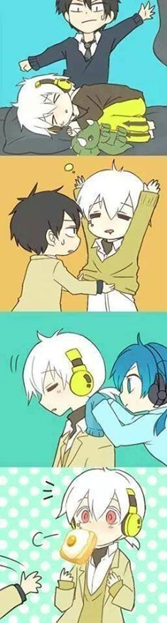 I see the resemblance between me and konoha! XD