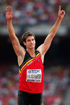 Thomas Van Der Plaetsen - 15th IAAF World Athletics Championships Beijing 2015 - Day Seven