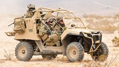 2013 MRZR 2 fast attack vehicle: Photos