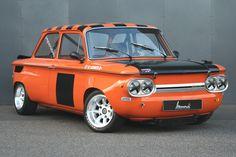 73 NSU TT 1200