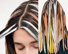 Hair-Painting: Lift and Tone in One Step!
