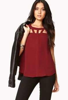 Show Off Top | FOREVER 21 - 2073938549