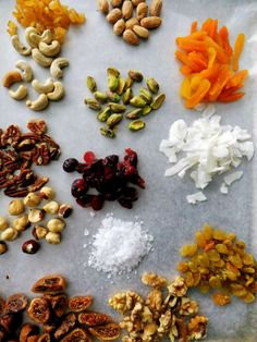 Dried Fruit  dried figs and nuts  so...pretty!  food photography