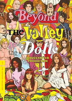 Beyond the Valley of the Dolls (1970) - The Criterion Collection