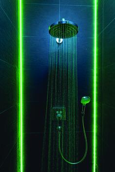 Sie wollen die Atmosphäre in Ihrem Bad Ihrer Stimmung anpassen? Kein Problem mit den Fliesen-Profilen und passenden LED Stripes von Reprofil. #Reprofil #Profil #LED #Fliesen-Profile #Bad #Dusche #Wellness #EL-01-08 #EV-01-08 #EV-02-08 #LED-Stripe #Linear #Licht
