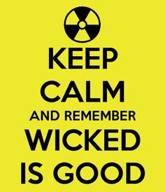 Wicked...